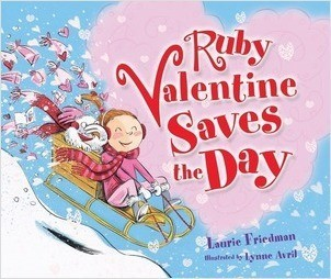 Cover: Ruby Valentine Saves the Day