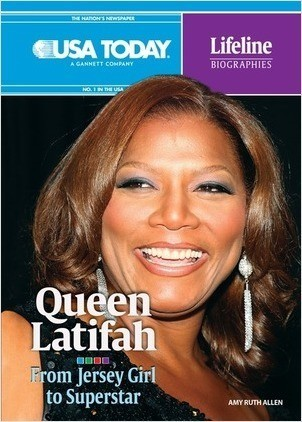Cover: Queen Latifah: From Jersey Girl to Superstar