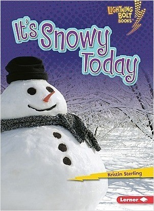 Cover: It's Snowy Today