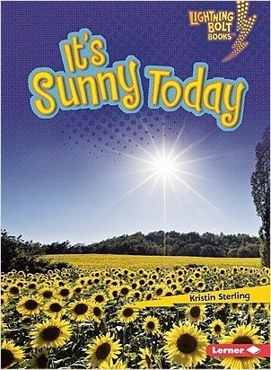 Cover: It's Sunny Today