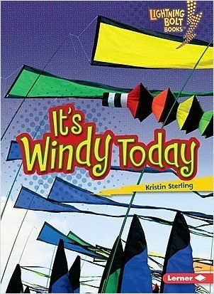 Cover: It's Windy Today