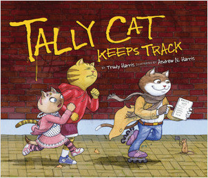 Cover: Tally Cat Keeps Track