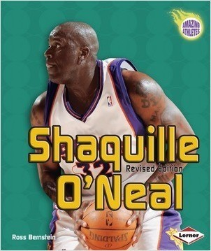 Cover: Shaquille O'Neal, 2nd Edition