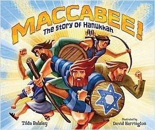 Cover: Maccabee!: The Story of Hanukkah