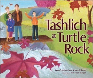 Cover: Tashlich at Turtle Rock