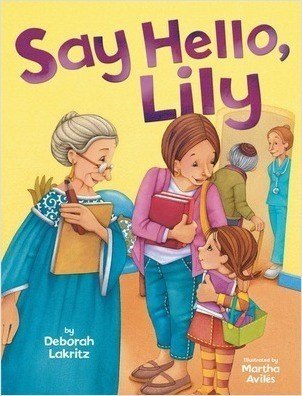 Cover: Say Hello, Lily