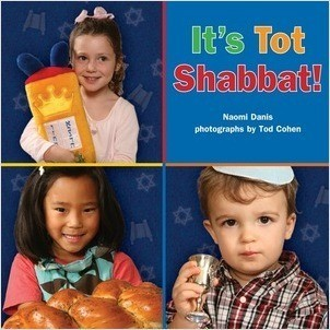 Cover: It's Tot Shabbat!