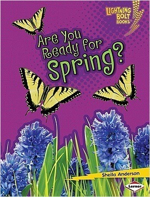 Cover: Are You Ready for Spring?