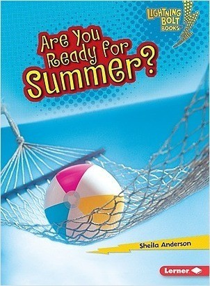 Cover: Are You Ready for Summer?