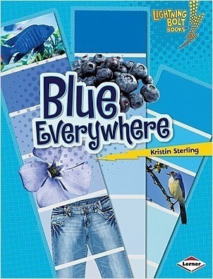 Cover: Blue Everywhere