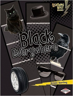 Cover: Black Everywhere