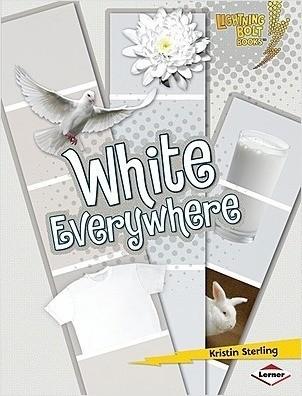 Cover: White Everywhere