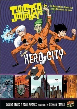 Cover: Hero City: Book 22