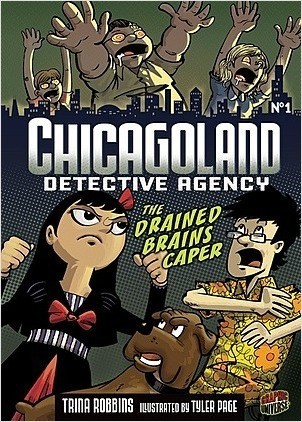Cover: Chicagoland Detective Agency — Paperback Set