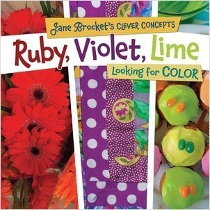 Cover: Ruby, Violet, Lime: Looking for Color