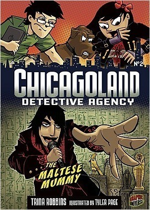 Cover: Chicagoland Detective Agency — Library Bound Set