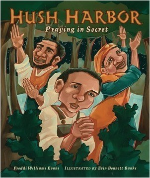 Cover: Hush Harbor: Praying in Secret