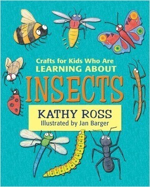 Cover: Crafts for Kids Who Are Learning about Insects