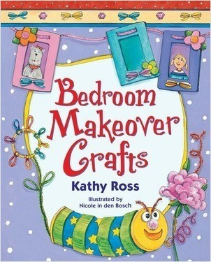 Cover: Bedroom Makeover Crafts