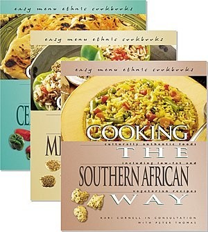 Cover: Easy Menu Ethnic Cookbooks 2nd Edition — eBook Set