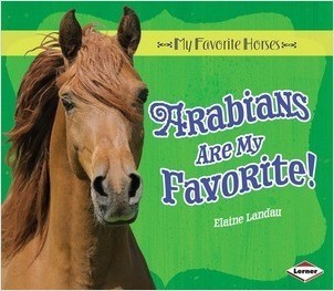 Cover: Arabians Are My Favorite!