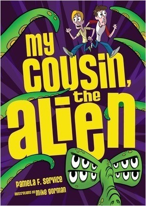 Cover: My Cousin, the Alien