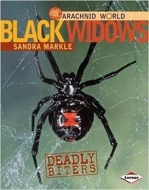 Cover: Black Widows: Deadly Biters