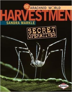 Cover: Harvestmen: Secret Operatives