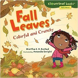 Cover: Cloverleaf Books ™ — Fall's Here! — Library Bound Set