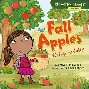 Cover: Fall Apples: Crisp and Juicy