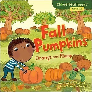 Cover: Fall Pumpkins: Orange and Plump