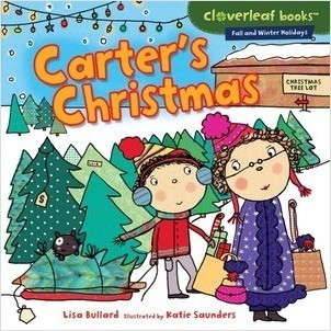 Cover: Cloverleaf Books ™ — Fall and Winter Holidays — Library Bound Set