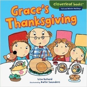 Cover: Grace's Thanksgiving