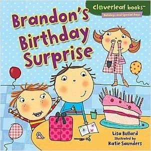 Cover: Brandon's Birthday Surprise