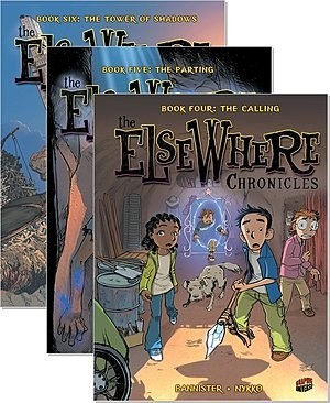 Cover: The ElseWhere Chronicles — Paperback Set