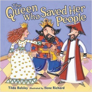 Cover: The Queen Who Saved Her People
