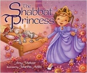 Cover: The Shabbat Princess