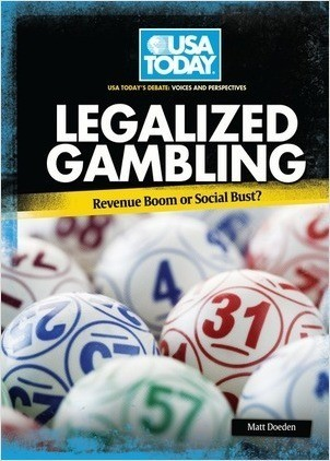 Cover: Legalized Gambling: Revenue Boom or Social Bust?