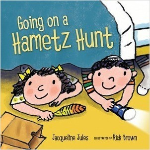Cover: Going on a Hametz Hunt