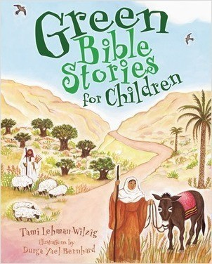 Cover: Green Bible Stories for Children