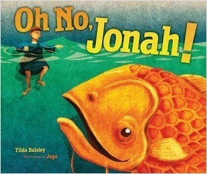 Cover: Oh No, Jonah!