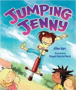 Cover: Jumping Jenny