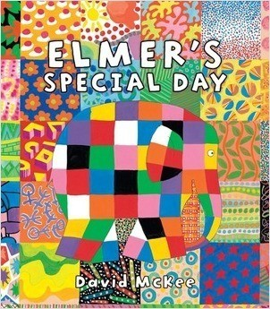Cover: Elmer's Special Day