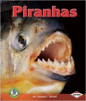 Cover: Piranhas