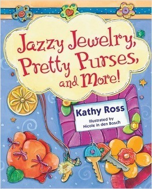Cover: Jazzy Jewelry, Pretty Purses, and More!