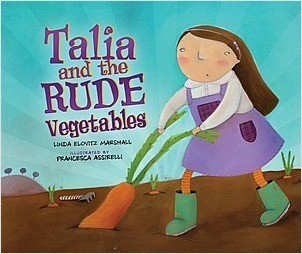 Cover: Talia and the Rude Vegetables