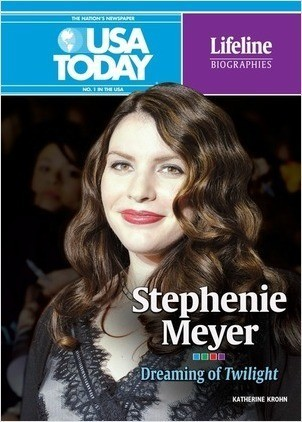 Cover: Stephenie Meyer: Dreaming of Twilight