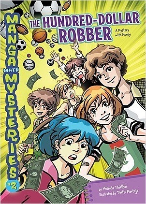 Cover: Manga Math Mysteries — Paperback Set