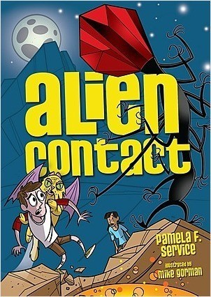 Cover: Alien Contact