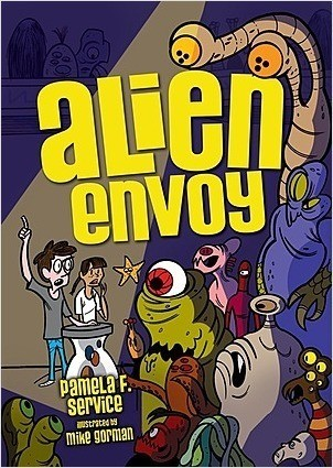 Cover: Alien Envoy
